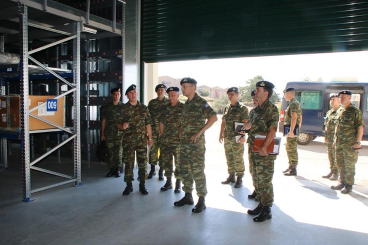 «Έφοδος» του Α/ΓΕΣ σε μονάδα αιχμής του Στρατού Ξηράς | Newsit.gr