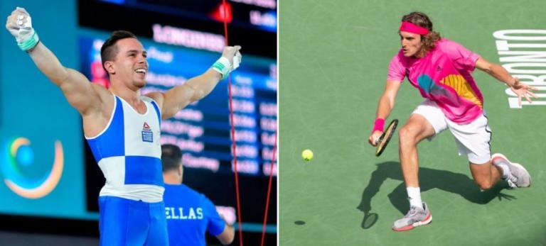 Με Πετρούνια και Τσιτσιπά οι αθλητικές μεταδόσεις της ημέρας (12/08) | Newsit.gr