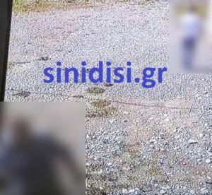 Αγρίνιο: Η στιγμή της περίεργης εισβολής στο αντλιοστάσιο της ΔΕΥΑΑ στον Αχελώο [pic]