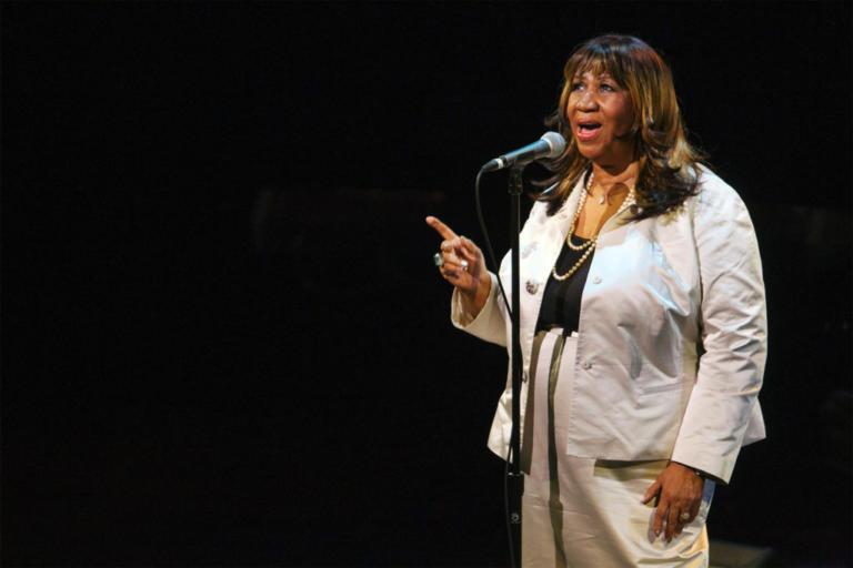 Aretha Franklin: Επάγγελμα… μητέρα από τα 12! | Newsit.gr