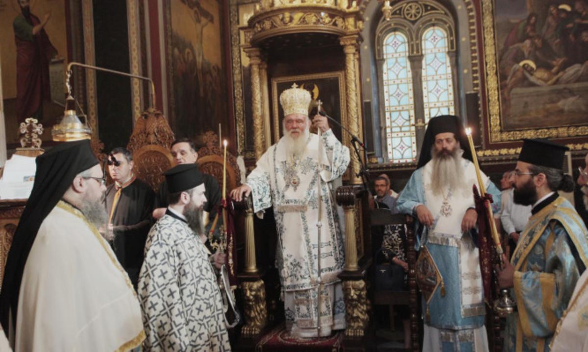 Αρχιεπίσκοπος: Δώρο της Παναγίας η απελευθέρωση των δύο στρατιωτικών | Newsit.gr