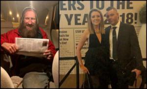 Παγκόσμια οργή! Ζευγάρι μάζεψε 400.000 δολάρια για άστεγο και τώρα δεν του τα δίνουν!