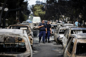 Καταγγελία Κατσιαμάκα για τις φονικές πυρκαγιές: Η Αστυνομία δεν είχε καμία ενημέρωση από την Πυροσβεστική!