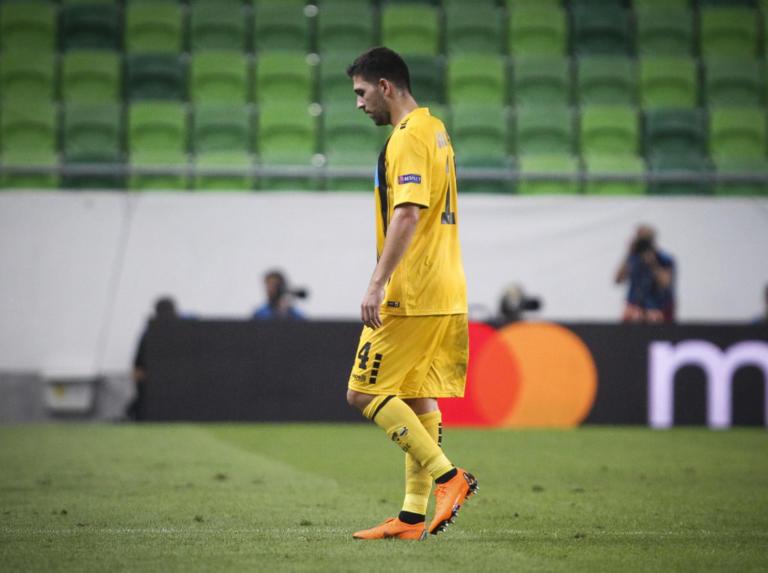 ΑΕΚ: Χάνει την πρεμιέρα του Champions League ο Μπακασέτας! Φόβοι για «καμπάνα» σε Λιβάγια – Λόπες