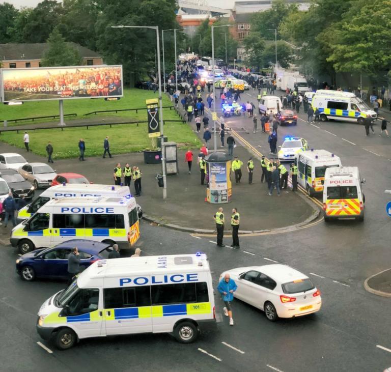 Τρόμος τα ξημερώματα στη Μεγάλη Βρετανία: «Έπεσαν» πυροβολισμοί – 10 τραυματίες | Newsit.gr