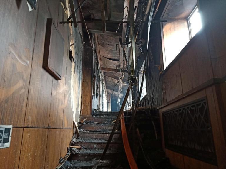 Φονική φωτιά σε ξενοδοχείο στην Κίνα! Τουλάχιστον 19 νεκροί [pics] | Newsit.gr