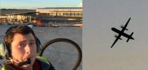 Σιάτλ: Αυτός είναι ο 29χρονος που έκλεψε και έριξε αεροπλάνο για να αυτοκτονήσει – videos