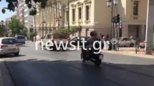 Διακοπή ρεύματος και μπλακ άουτ στην Αθήνα: Δρόμος χωρίς φανάρια