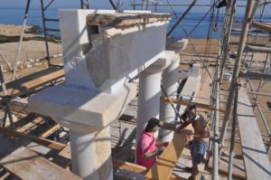 Ανασκαφή και νέα ευρήματα στο ιερό του Απόλλωνα στη θέση Μάνδρα του Δεσποτικού