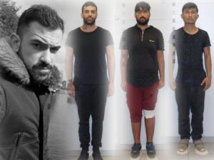 Έγκλημα Φιλοππάπου: Αυτοί είναι οι τρεις δράστες της επίθεσης στον 25χρονο Νικόλα Μουστάκα