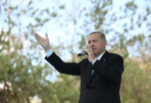 Ερντογάν: Η Τουρκία θα φέρει «ειρήνη και ασφάλεια» σε Ιράκ και Συρία!
