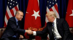 Σκληρό «χτύπημα» Τραμπ στον Ερντογάν: Διπλασιάζω για την Τουρκία τους δασμούς σε εισαγωγές αλουμίνιου και χάλυβα! Σε ελεύθερη πτώση η τουρκική λίρα