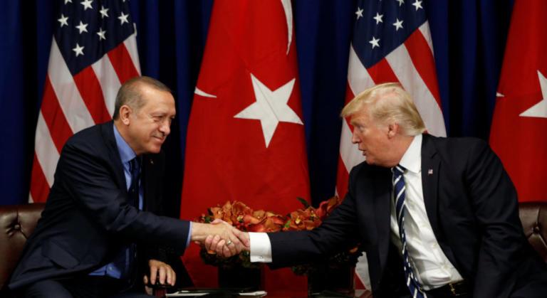 Απάντηση «βόμβα» Ερντογάν στις αμερικανικές κυρώσεις: «Παγώνουμε τα περιουσιακά στοιχεία δύο υπουργών των ΗΠΑ»