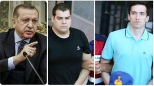 Ενέδρα με εντολή Ερντογάν– Βόμβα Καμμένου για τους δυο Έλληνες στρατιωτικούς