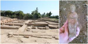 """""""Θησαυρός"""" στην Εύβοια! Σπουδαίες ανακαλύψεις στο ιερό της Αμαρυσίας Αρτέμιδος – Τι """"μαρτυρούν"""" τα ευρήματα"""