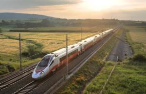 Θεσσαλονίκη: Έρχεται για επίδειξη το τρένο αστραπή που θα αλλάξει τα πάντα – Η ταχύτητα που θα πιάσει [pics]
