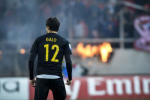 ΑΕΚ: Νοκ άουτ ο Γκάλο! Χάνει τα επόμενα δύο ματς ο Βραζιλιάνος