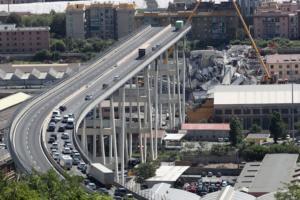 Spiegel Online: Η λιτότητα μέχρι θανάτου και η κατάρρευση της γέφυρας στη Γένοβα