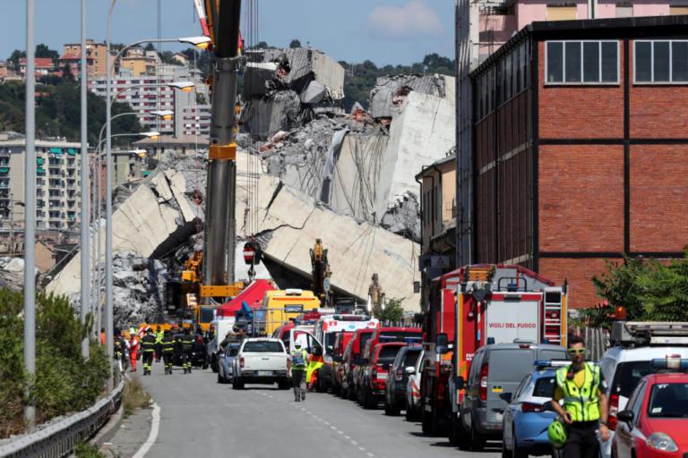 Γένοβα: Στους 41 ο αριθμός των νεκρών – Βρέθηκε ζευγάρι με το 9χρονο κοριτσάκι του καταπλακωμένο από την γέφυρα | Newsit.gr
