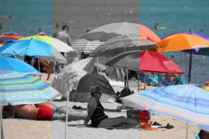 «Φονικός» καύσωνας! Δύο νεκροί από θερμοπληξία στη νότια Ισπανία