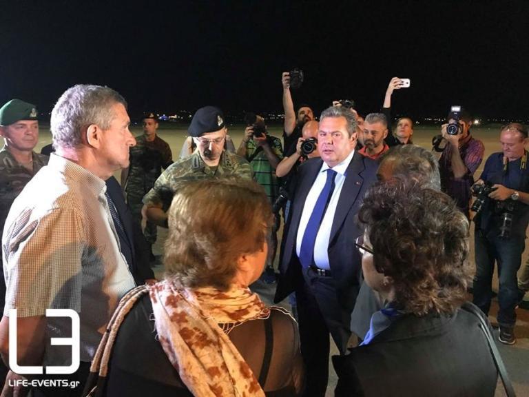 Καμμένος: Μπορούμε να ζήσουμε ειρηνικά με την Τουρκία – Video | Newsit.gr