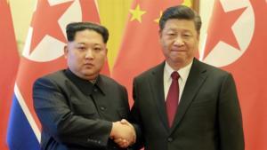 Επίσκεψη του Κινέζου προέδρου στην Βόρεια Κορέα