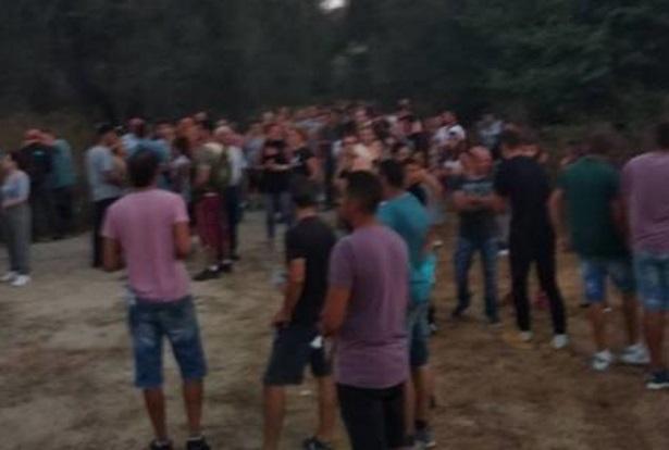 «Πόλεμος» κατοίκων και αστυνομικών στην Κέρκυρα! Ακρωτηριάστηκε ένας πολίτης!