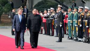 Δεν… χορταίνουν ο ένας τον άλλον – Ακόμα μία σύνοδος κορυφής Βόρειας και Νότιας Κορέας τον Σεπτέμβρη
