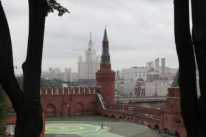 Θάνατος μυστήριο απέναντι από το Κρεμλίνο