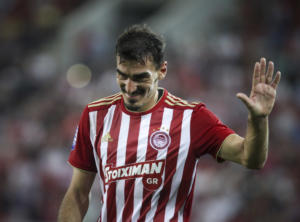 Europa League: Η γκολάρα του Χριστοδουλόπουλου ανάμεσα στα 10 κορυφαία! video