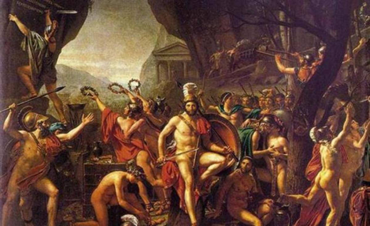 Μάχη των Θερμοπυλών: Με αυτό το μυστικό όπλο ο Λεωνίδας θα κέρδιζε τους Πέρσες! | Newsit.gr