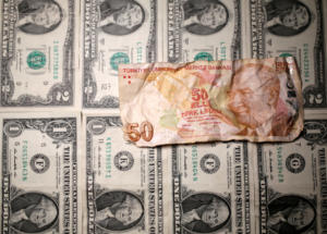 Σε ελεύθερη πτώση η τουρκική λίρα – 3% έναντι του δολαρίου