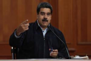 Μαδούρο σε συμπολίτες του: Γυρίστε στην Βενεζουέλα! Σταματήστε να πλένετε τουαλέτες!