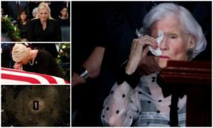 Τζον Μακέιν: Η 106 ετών μητέρα του, λέει το τελευταίο αντίο! video, pics