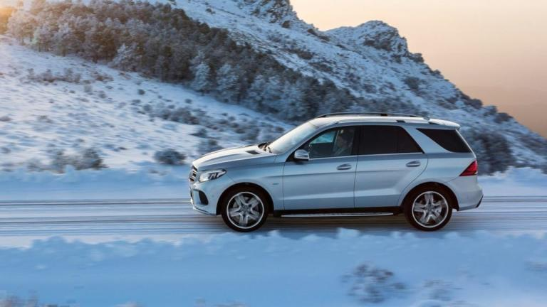 Ζυγώνει η ώρα του νέου πολυτελούς SUV της Mercedes-Benz [vid] | Newsit.gr