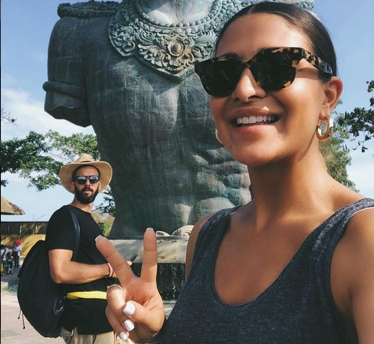 Βλάντο Γιάνκοβιτς – Έλενα Παπαδοπούλου: Nέες φωτογραφίες από το μαγικό ταξίδι τους στο Μπαλί! | Newsit.gr