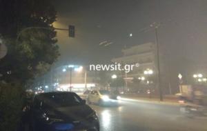 Καπνοί… κάλυψαν τη Νέα Φιλαδέλφεια! Pic – video