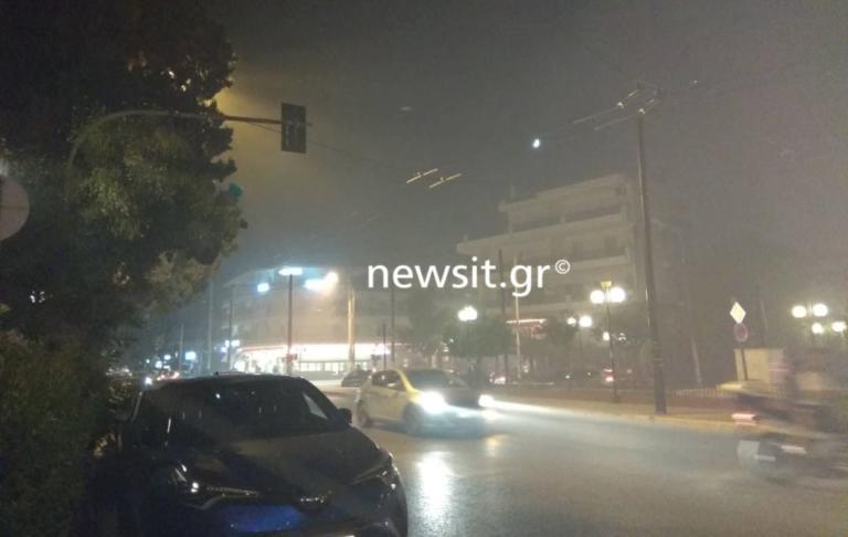 Καπνοί… κάλυψαν τη Νέα Φιλαδέλφεια! Pic – video   Newsit.gr