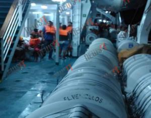 Φωτιά στο πλοίο «Ελευθέριος Βενιζέλος»! Θρίλερ εν πλω για εκατοντάδες επιβάτες!