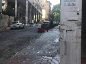 Ισχυρή έκρηξη σε κτίριο στον Πειραιά