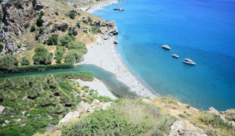 Κλείνει τα 30 και το γιορτάζει κολυμπώντας γυμνή στα παραδεισένια νερά της Πρέβελης! [pic] | Newsit.gr