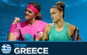Με το… δεξί Τσιτσιπάς και Σάκκαρη! Εύκολες νίκες στο US Open