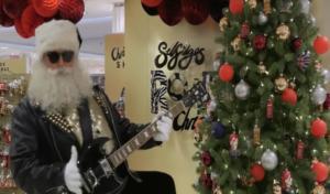 Ο Άγιος Βασίλης έφτασε… πολύ νωρίτερα στο Λονδίνο! Video