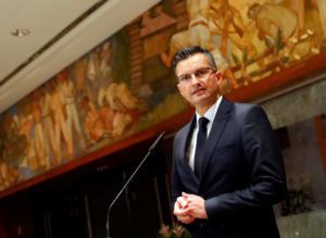 Σλοβενία: Νέος πρωθυπουργός ο Μάριαν Σάρετς