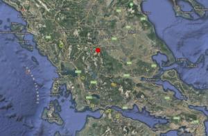 Σεισμός πριν από λίγο αισθητός σε Τρίκαλα, Καρδίτσα, Λάρισα – Τι δείχνουν οι σεισμογράφοι
