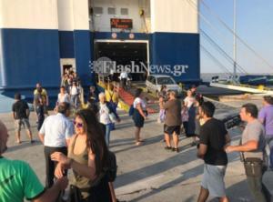 Ελευθέριος Βενιζέλος: Οδύσσεια τέλος για εκατοντάδες επιβάτες που είδαν τον Χάρο με τα μάτια τους! video, pics
