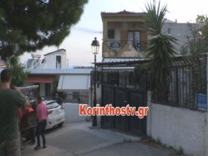Άγρια δολοφονία στην Περαχώρα! Έπνιξε τον γείτονα του – Video