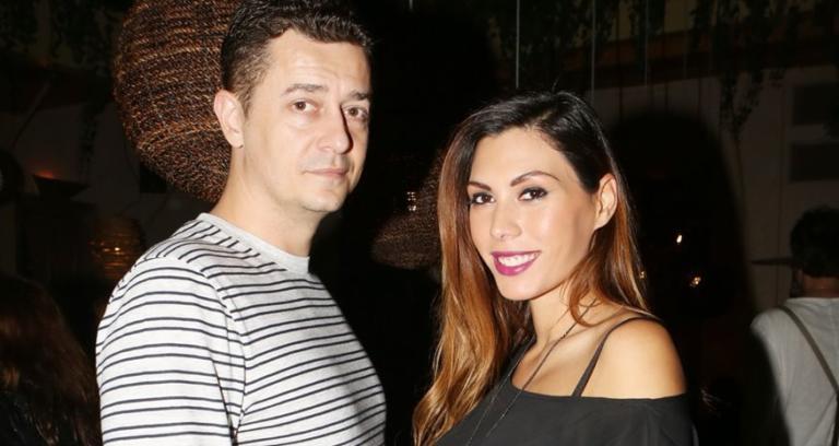 Αντώνης Σρόιτερ – Ιωάννα Μπούκη: Η πρώτη επίσημη φωτογραφία από το γάμο τους | Newsit.gr