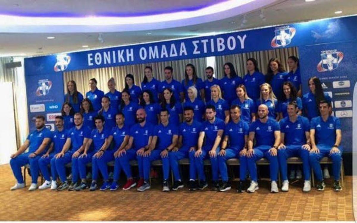 Παράσημο από τον Στρατηγό Ζιαζιά στους Έλληνες Αθλητές | Newsit.gr
