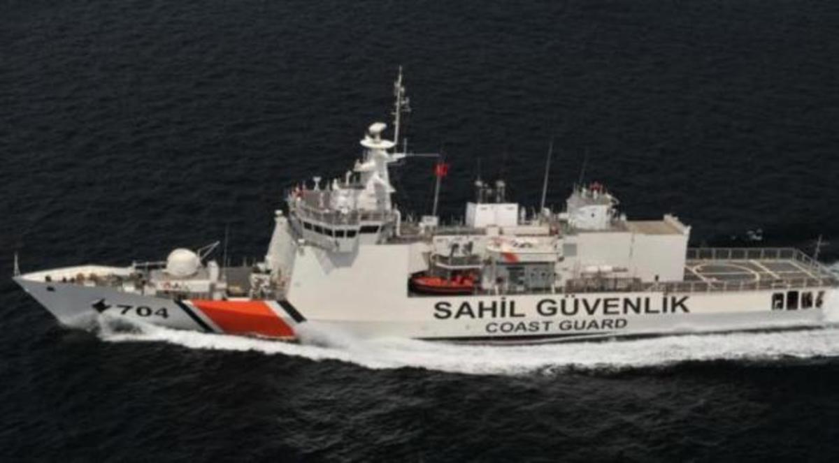 Τουρκικά νταηλίκια στην επιχείρηση έρευνας και διάσωσης στις Οινούσσες! | Newsit.gr